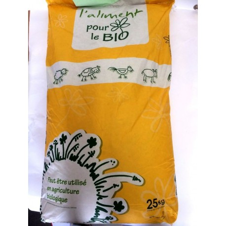 aliment poule pondeuse 25 kg