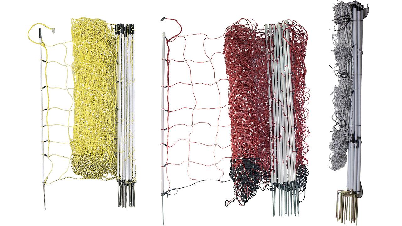 filet cloture electrique