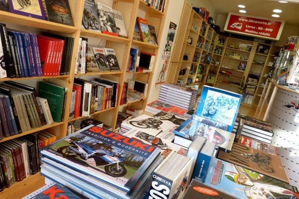 librairie specialisee