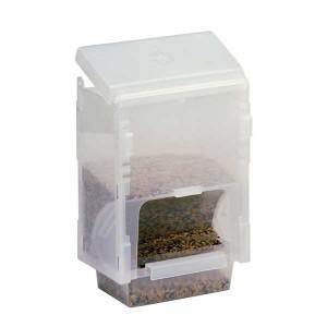 mangeoire canaris anti gaspillage