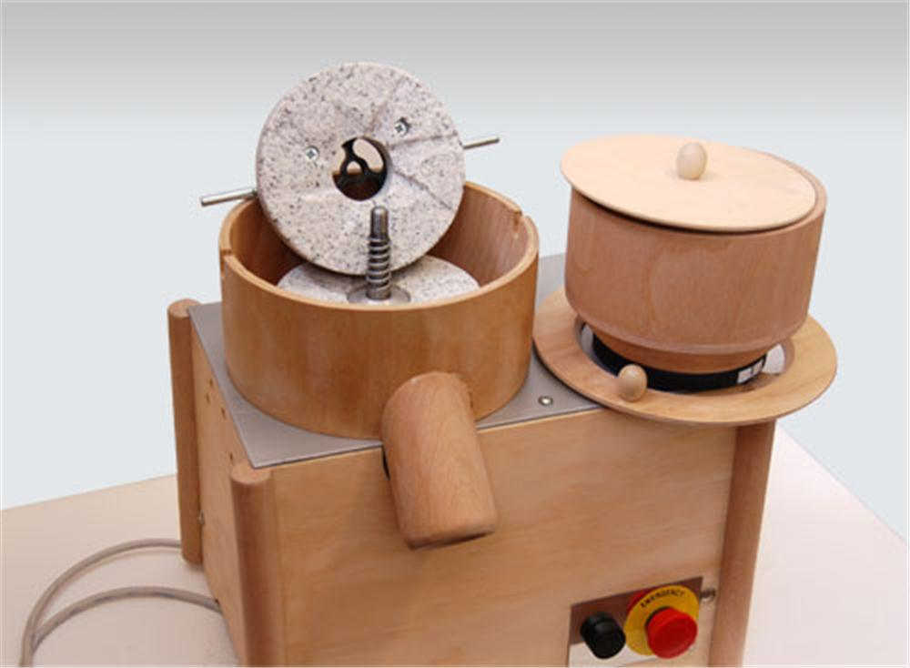 moulin a cereales electrique