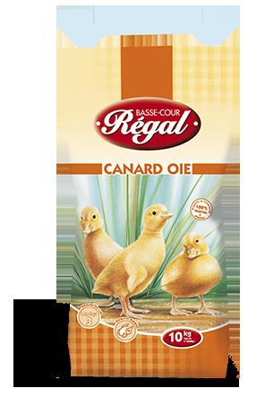 nourriture pour canard