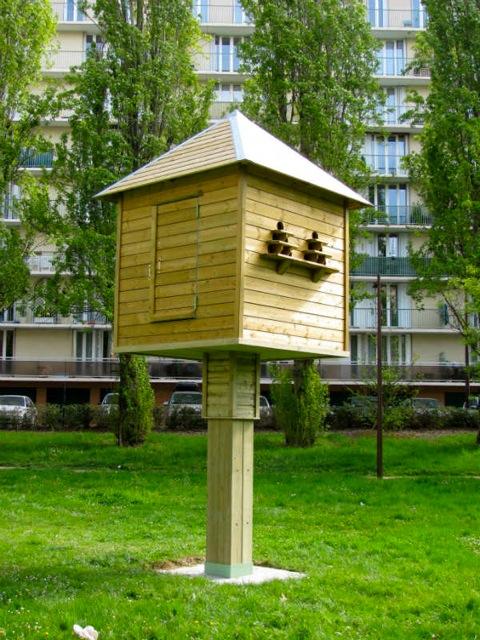 pigeonnier en bois a vendre