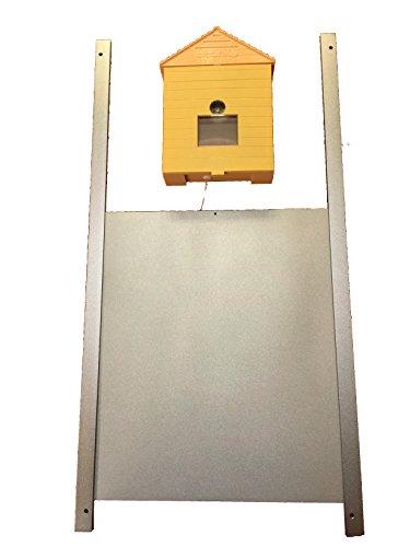 porte automatique poulailler