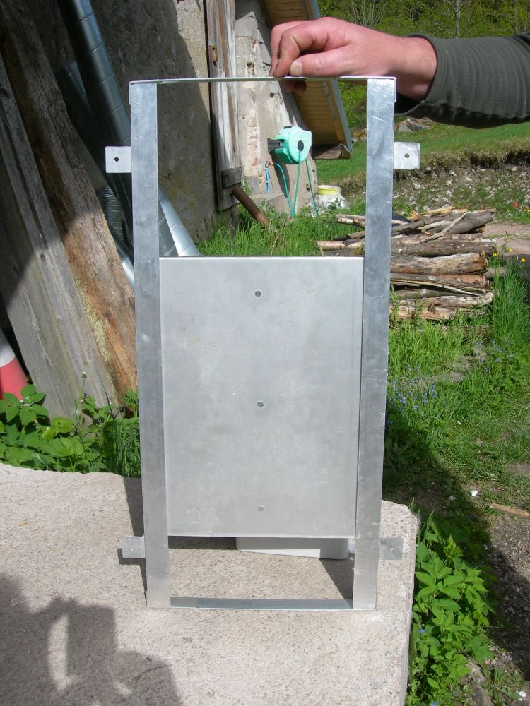 porte de poulailler electrique