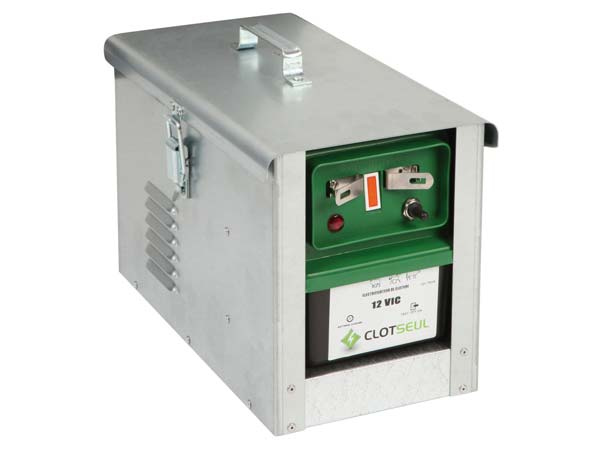 poste de cloture electrique