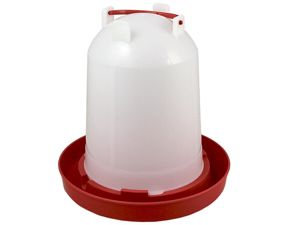 reservoir eau poule