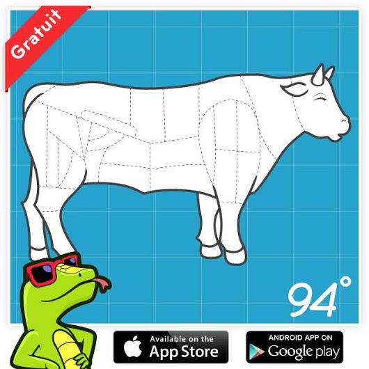 un filet de 94