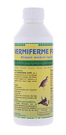 vermifuge canard