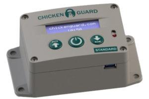 chicken guard instructions