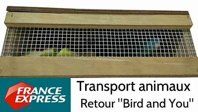 france express animaux