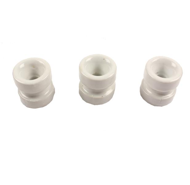 isolateur porcelaine