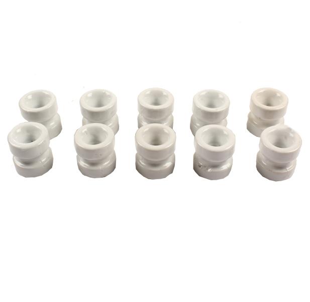 isolateurs porcelaine