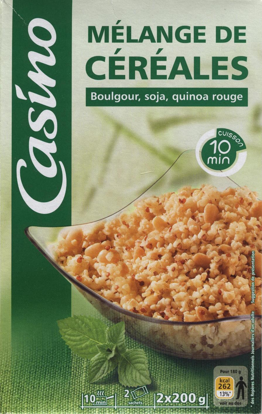 melange de cereales